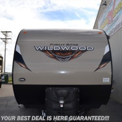 2018 Forest River Wildwood 27REIS  - Travel Trailer New  in Seaford DE For Sale by Delmarva RV Center in Seaford call 302-629-3606 today for more info.