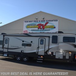 New 2019 Keystone Cougar 367FLS For Sale by Delmarva RV Center in Seaford available in Seaford, Delaware