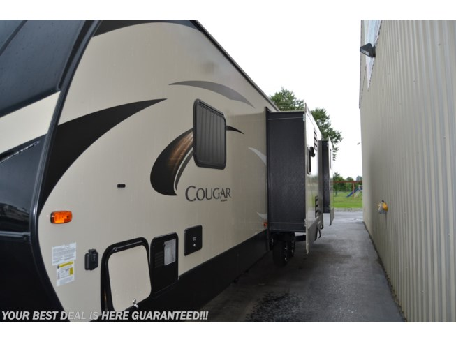 2019 Cougar Half-Ton 34TSB by Keystone from Delmarva RV Center in Seaford in Seaford, Delaware
