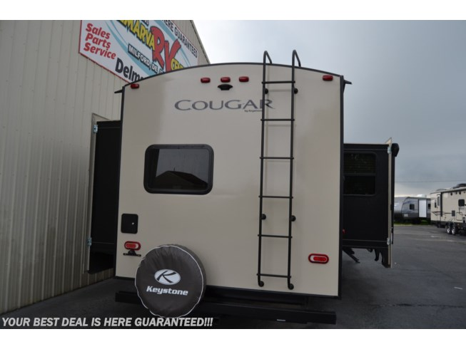 New 2019 Keystone Cougar Half-Ton 34TSB available in Seaford, Delaware