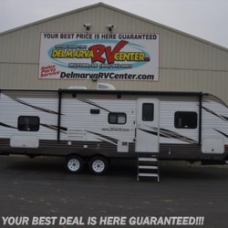 New 2018 Forest River Wildwood 28DBUD For Sale by Delmarva RV Center in Seaford available in Seaford, Delaware