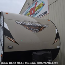 2018 Forest River Wildwood 28DBUD  - Travel Trailer New  in Seaford DE For Sale by Delmarva RV Center in Seaford call 302-212-4392 today for more info.