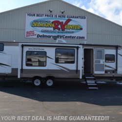New 2018 Forest River Wildwood 32BHI For Sale by Delmarva RV Center in Seaford available in Seaford, Delaware
