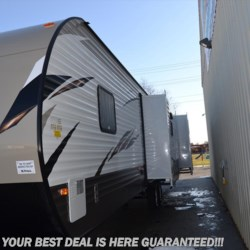 2018 Forest River Wildwood 32BHI  - Travel Trailer New  in Seaford DE For Sale by Delmarva RV Center in Seaford call 302-212-4392 today for more info.