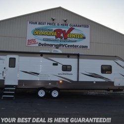 New 2018 Forest River Wildwood 28RLSS For Sale by Delmarva RV Center in Seaford available in Seaford, Delaware