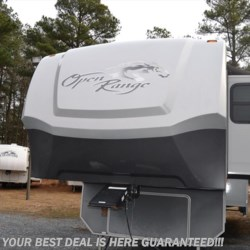 Used 2010 Open Range Open Range 391RES For Sale by Delmarva RV Center in Seaford available in Seaford, Delaware