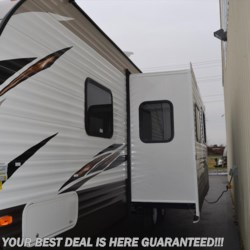 Delmarva RV Center in Seaford 2018 Wildwood 28DBUD  Travel Trailer by Forest River | Seaford, Delaware