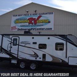 New 2018 Grand Design Imagine 2150RB For Sale by Delmarva RV Center in Seaford available in Seaford, Delaware