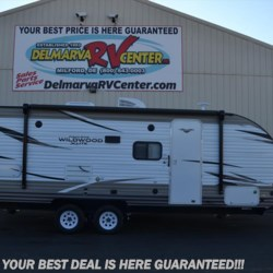 New 2018 Forest River Wildwood X-Lite 233RBXL For Sale by Delmarva RV Center in Seaford available in Seaford, Delaware