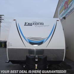 2018 Coachmen Freedom Express Select 28.7SE  - Travel Trailer New  in Seaford DE For Sale by Delmarva RV Center in Seaford call 302-212-4392 today for more info.
