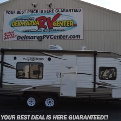 New 2018 Forest River Wildwood X-Lite 241QBXL For Sale by Delmarva RV Center in Seaford available in Seaford, Delaware