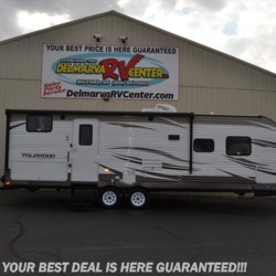 New 2018 Forest River Wildwood 27DBK For Sale by Delmarva RV Center in Seaford available in Seaford, Delaware