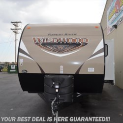 2018 Forest River Wildwood 27DBK  - Travel Trailer New  in Seaford DE For Sale by Delmarva RV Center in Seaford call 302-629-3606 today for more info.