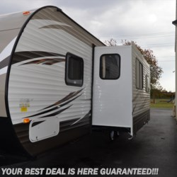 Delmarva RV Center in Seaford 2018 Wildwood 27DBK  Travel Trailer by Forest River | Seaford, Delaware