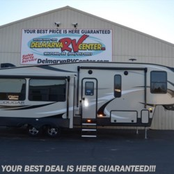 New 2018 Keystone Cougar Half-Ton 30RLS For Sale by Delmarva RV Center in Seaford available in Seaford, Delaware