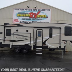 New 2019 Keystone Cougar Half-Ton 29RKS For Sale by Delmarva RV Center in Seaford available in Seaford, Delaware