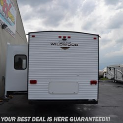 Delmarva RV Center in Seaford 2019 Wildwood 36BHBS  Travel Trailer by Forest River | Seaford, Delaware