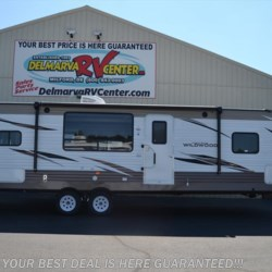 New 2018 Forest River Wildwood 27RKSS For Sale by Delmarva RV Center in Seaford available in Seaford, Delaware