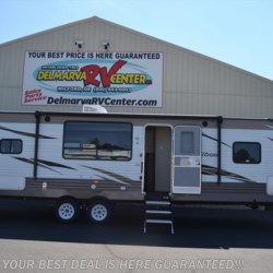 2018 Forest River Wildwood 27RKSS  - Travel Trailer New  in Seaford DE For Sale by Delmarva RV Center in Seaford call 302-629-3606 today for more info.