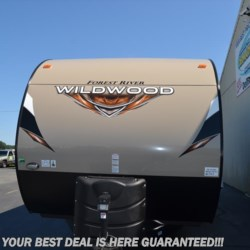 Delmarva RV Center in Seaford 2018 Wildwood 27RKSS  Travel Trailer by Forest River | Seaford, Delaware