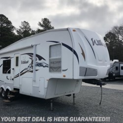 Used 2009 Forest River Wildcat 28RKBS For Sale by Delmarva RV Center in Seaford available in Seaford, Delaware