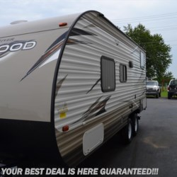 Delmarva RV Center in Seaford 2018 Wildwood X-Lite 201BHXL  Travel Trailer by Forest River | Seaford, Delaware