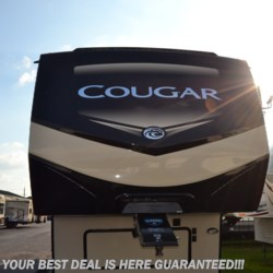 2019 Keystone Cougar 366RDS  - Fifth Wheel New  in Seaford DE For Sale by Delmarva RV Center in Seaford call 302-212-4392 today for more info.