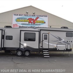 New 2019 Coachmen Chaparral 381RD For Sale by Delmarva RV Center in Seaford available in Seaford, Delaware