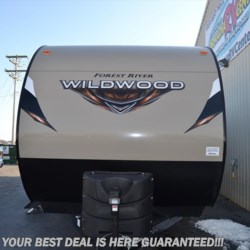 Delmarva RV Center in Seaford 2019 Wildwood 32BHI  Travel Trailer by Forest River | Seaford, Delaware