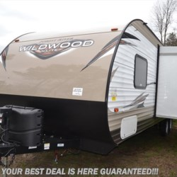 Delmarva RV Center in Seaford 2018 Wildwood X-Lite 263BHXL  Travel Trailer by Forest River | Seaford, Delaware