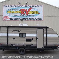 New 2018 Forest River Wildwood X-Lite FSX 197BH For Sale by Delmarva RV Center in Seaford available in Seaford, Delaware
