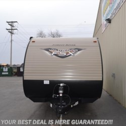 2018 Forest River Wildwood X-Lite FSX 197BH  - Travel Trailer New  in Seaford DE For Sale by Delmarva RV Center in Seaford call 302-212-4392 today for more info.