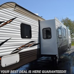 Delmarva RV Center in Seaford 2019 Wildwood 32BHDS  Travel Trailer by Forest River | Seaford, Delaware
