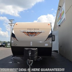 2019 Forest River Wildwood 31 KQBTS  - Travel Trailer New  in Seaford DE For Sale by Delmarva RV Center in Seaford call 302-212-4392 today for more info.