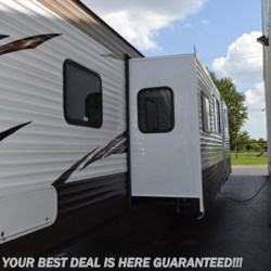 Delmarva RV Center in Seaford 2019 Wildwood 31 KQBTS  Travel Trailer by Forest River | Seaford, Delaware
