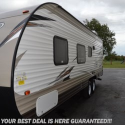Delmarva RV Center in Seaford 2019 Wildwood X-Lite 261BHXL  Travel Trailer by Forest River | Seaford, Delaware