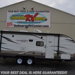New 2019 Forest River Wildwood X-Lite 230BHXL For Sale by Delmarva RV Center in Seaford available in Seaford, Delaware