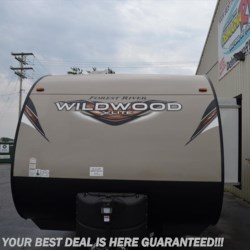 2019 Forest River Wildwood X-Lite 230BHXL  - Travel Trailer New  in Seaford DE For Sale by Delmarva RV Center in Seaford call 302-212-4392 today for more info.