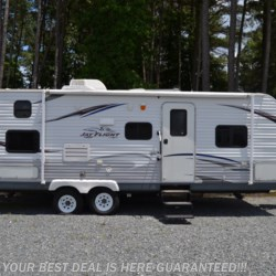 Used 2013 Jayco Jay Flight 25 BHS For Sale by Delmarva RV Center in Seaford available in Seaford, Delaware