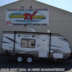 New 2019 Forest River Wildwood X-Lite 171RBXL For Sale by Delmarva RV Center in Seaford available in Seaford, Delaware
