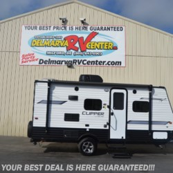 New 2019 Coachmen Clipper 17FQ For Sale by Delmarva RV Center in Seaford available in Seaford, Delaware
