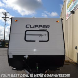 2019 Coachmen Clipper 17FQ  - Travel Trailer New  in Seaford DE For Sale by Delmarva RV Center in Seaford call 302-212-4392 today for more info.