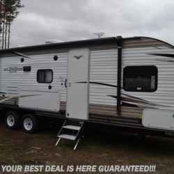 New 2019 Forest River Wildwood X-Lite 263BHXL For Sale by Delmarva RV Center in Seaford available in Seaford, Delaware