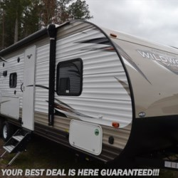2019 Forest River Wildwood X-Lite 263BHXL  - Travel Trailer New  in Seaford DE For Sale by Delmarva RV Center in Seaford call 302-212-4392 today for more info.