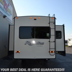 Delmarva RV Center in Seaford 2019 Reflection 337RLS  Fifth Wheel by Grand Design | Seaford, Delaware