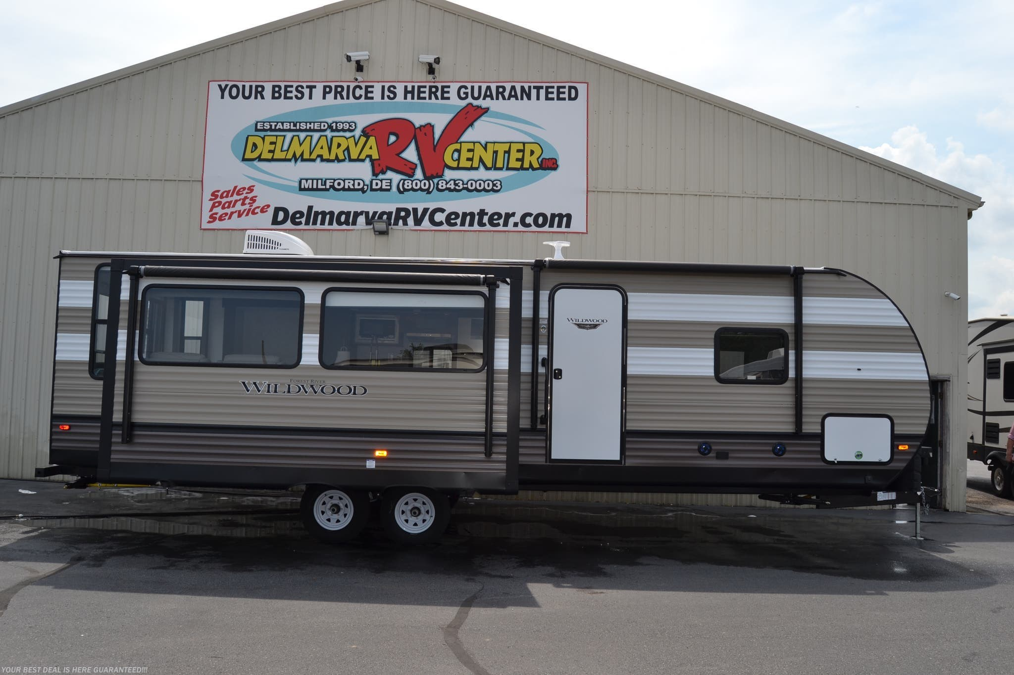 2020 Forest River RV Wildwood 27REI for Sale in Seaford, DE 19973   S17997