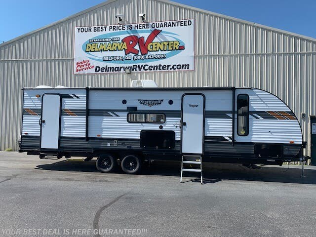 View all images for 2021 Forest River Wildwood X-Lite 263BHXL