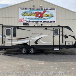 New 2019 Keystone Cougar Half-Ton 26RKS For Sale by Delmarva RV Center in Seaford available in Seaford, Delaware