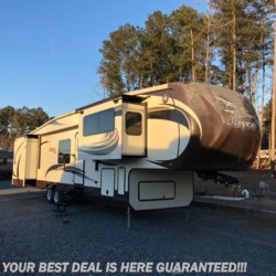 Used 2014 Jayco Eagle Premier 371FLFS For Sale by Delmarva RV Center in Seaford available in Seaford, Delaware