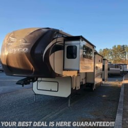 2014 Jayco Eagle Premier 371FLFS  - Fifth Wheel Used  in Seaford DE For Sale by Delmarva RV Center in Seaford call 302-212-4392 today for more info.